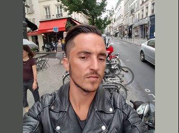Appartager FR - Guillaume - 30 - Paris - Ile De France