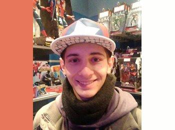 Bogdan - 20 - Etudiant