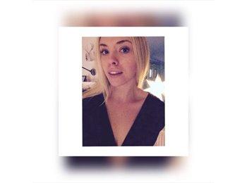 Appartager FR - Erika Carlsson - 24 - Rennes