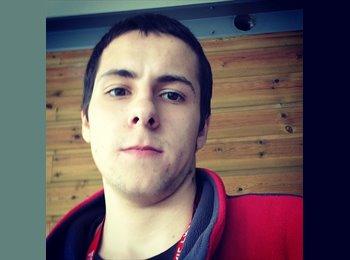 Appartager FR - Ludovic  - 18 - Voiron