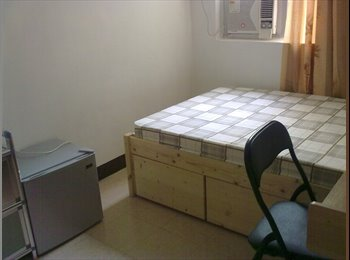 EasyRoommate HK - Walk to TIMES SQUARE !!!!!!!  SMALL ROOM, Causeway Bay - HKD4,500 pcm