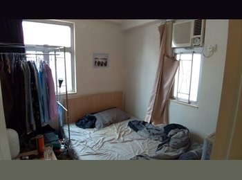 EasyRoommate HK - Room in Kennedy Town available in January, Western / Kennedy Town - HKD6,500 pcm