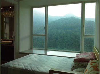 Single room and Master room nearby MTR station