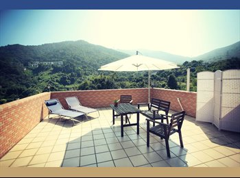EasyRoommate HK - Get some fresh air in HK ! - Tai Po, Hong Kong - HKD6,200 pcm