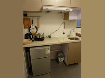 EasyRoommate HK - Cozy studio newly renovated, excellent location, Jordan - HKD8,500 pcm