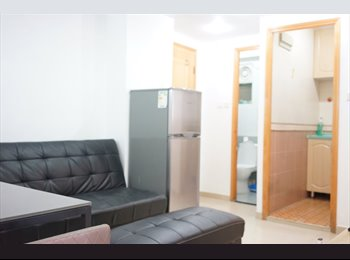 4  Bedroom share flat, wan chai southorn playgroud