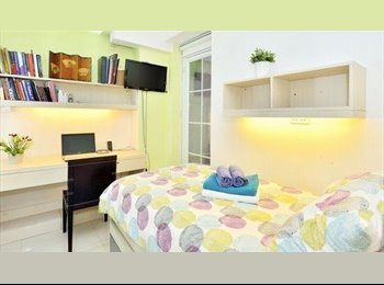En suit  double Room with Balcony ,Rm 101