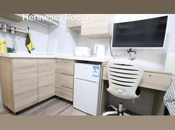 Newly Renovated/Refurnished in Wanchai