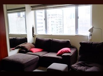 WanChai. Spacious 3-bedroom. Light and airy