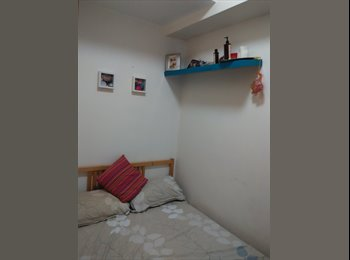 Affordable room in spacious Wanchai flat