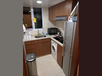 Brand New Renovation.  rooms available right beside MTR...
