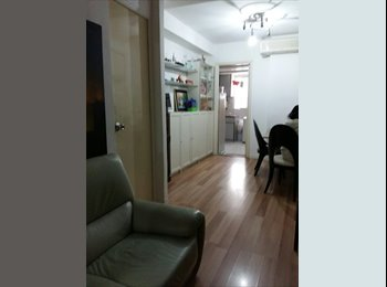 2 furnished Rooms Immediately Available in a 3 BHK near HKU...