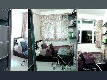 Spacious Apartment RIGHT NEXT to  Wan Chai MTR Station