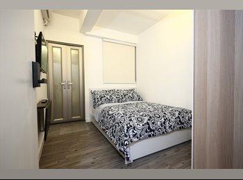 EasyRoommate HK - Double en-suite room at Mongkok (NO HIDDEN COST), Mong Kok - HKD9,800 pcm