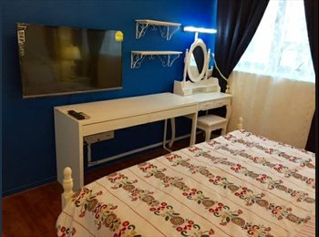 EasyRoommate HK - Looking for a flatmate to rent the master bedroom opening up in my apartment...AVAILABLE FROM NOW..., Hong Kong - HKD6,500 pcm