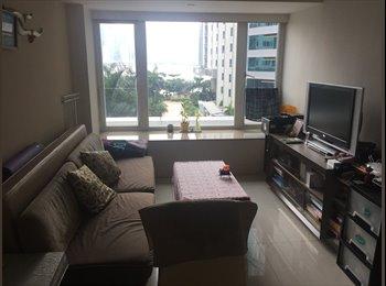 EasyRoommate HK - Room in fully furnished flat, Hung Hom, , Hong Kong - HKD13,500 pcm