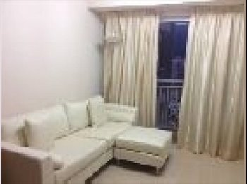 EasyRoommate HK - Two Rooms in a Luxury Building, Hong Kong - HKD1,400 pcm