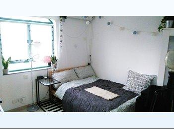 EasyRoommate HK - Spacious, bright bedroom (+ rooftop) on Lamma Island, Pak Kok, Hong Kong - HKD6,000 pcm