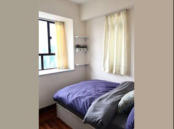 EasyRoommate HK - Cozy, bright and excellent location (mid level) , Central - HKD8,000 pcm