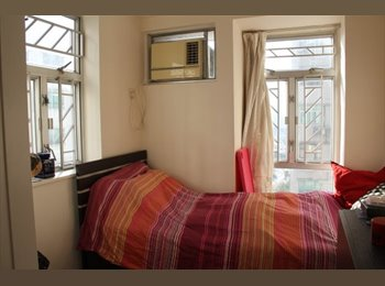 Bright and Cozy flatshare located conveniently in  Tin Hau