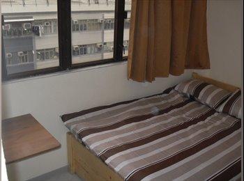 Tsimshatsui Room in Flat Share (T4c)