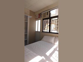 Deluxe Double bedroom at Savoy Mansion, Tsim Sha Tsui MTR...