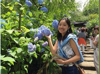 EasyRoommate HK - Chikako Inaba - 30 - Hong Kong