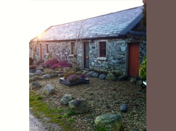 Beautiful country stone cottage rooms for rent