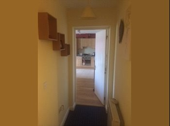 1 double bedroom to let in shared apartment