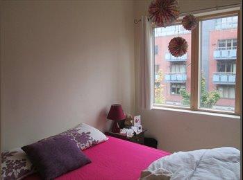 EasyRoommate IE - Bright Room in Trendy Grand Canal Docks - Dublin City Centre, Dublin - €725 pcm