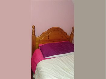Double room, sharing with 19 year old girl