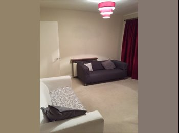 Apartment share, double bedroom available up to 1 Year