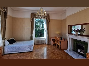 Rooms to rent in a quality Victorian Property in Dundrum...