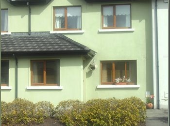 EasyRoommate IE - Very large ensuite double room available - house mate only there 10% of the time.  - Galway, Galway - €550 pcm