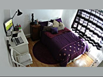 Hi everybody! TEMPORARY DOUBLE Bedroom for 1 person  for...