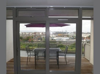 EasyRoommate IE - Double room in a modern penthouse - North Dublin City, Dublin - €775 pcm