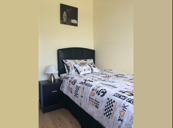EasyRoommate IE - Large Single Room Available to Rent , Dublin - €650 pcm