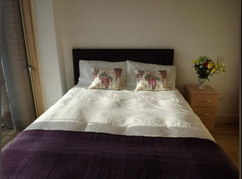 EasyRoommate IE - 2br - 2 BEdr00m APARTMENT WITH UtiLITies Included, Dublin - €500 pcm