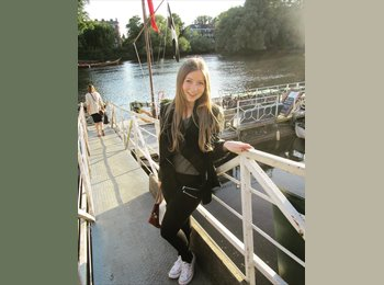 EasyRoommate IE - Rebecca - 21 - Dublin
