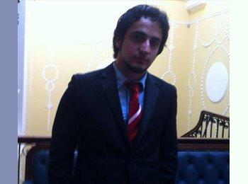 EasyRoommate IE - Ahmad Awayhan - 24 - Ireland