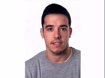 EasyRoommate IE - Jorge - 26 - Cork