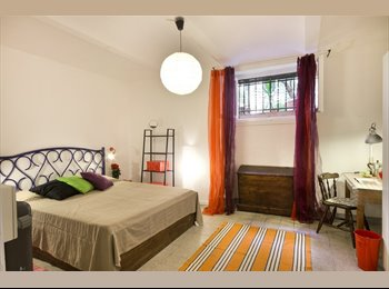 Large single room - Kingsize bed - Uffizi area