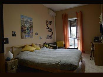 affittasi stanza doppia  uso singola zona Bisceglie