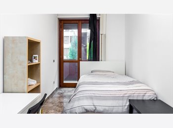 stanza singola/single room, MM1 DE ANGELI €475