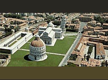 EasyStanza IT - AFFITTASI 2 posti letto in DOPPIA a Porta a Lucca, Pisa - € 400 al mese