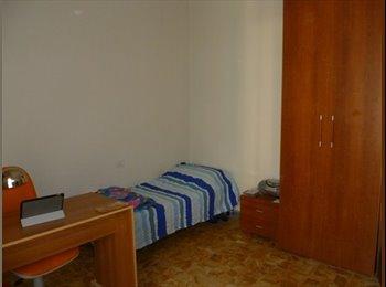 affitto 2 stanze separatamente in appartamento