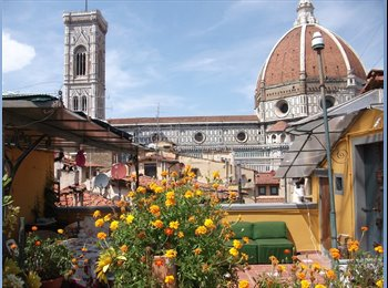 EasyStanza IT - room in historical center, Firenze - € 480 al mese