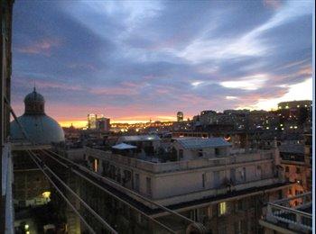 EasyStanza IT - affitto posto letto in camera doppia, Genova - € 210 al mese