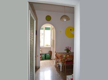 Grande camera singola in zona Portuense!