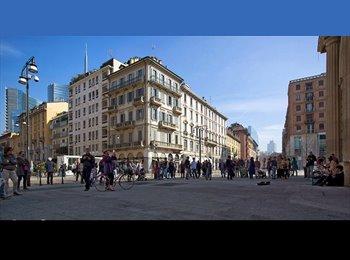 EasyStanza IT - Stanza Singola Piazza XXV Aprile  430 euro - Milano Centro, Milano - € 430 al mese